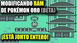 Hackeando Pokémon Oro (Demo Spaceworld 1997) (Memoria RAM)