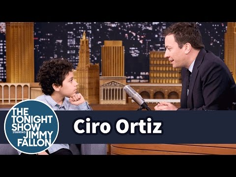 Thumbnail: Jimmy Interviews 12-Year-Old Emotional Advice Kid Ciro Ortiz