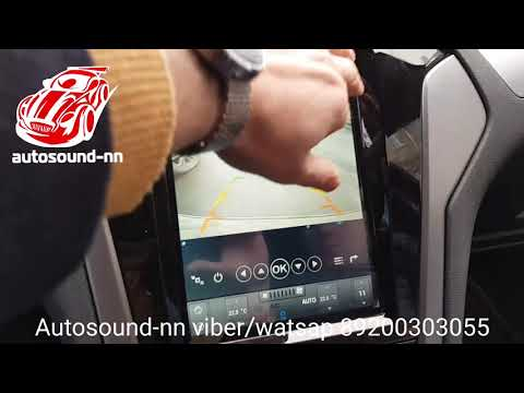 "Штатная Магнитола Ford Mondeo Tesla Style(2008+)10.4"" Android 4.4.4"