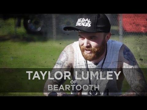 Overcoming Loneliness -- Taylor Lumley of Beartooth