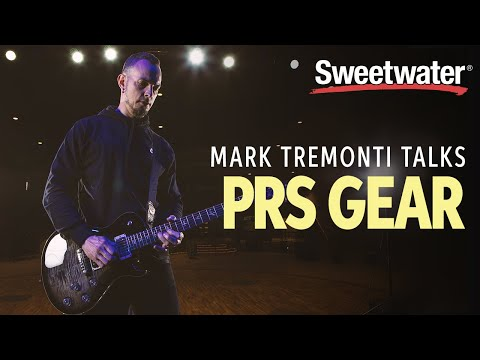 Mark Tremonti Talks PRS Gear