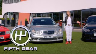 Best Performance Saloons for 10k | Fifth Gear