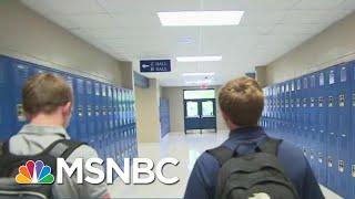 Students Struggling As U.S. Test Scores Barely Budge   Velshi & Ruhle   MSNBC