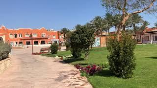 Обзор территории Отеля Карибиан Сома Бэй Отдых в Египте 2021