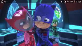 Connor/Catboy X Amaya/Owlette