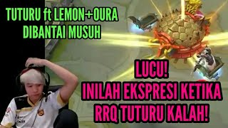 TUTURU & LEMON+OURA DIBANTAI SAMA KAGURANYA MUSUH! thumbnail