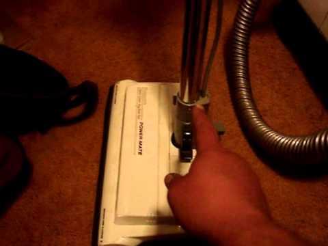 Kenmore Whispertone Powermate 12 0 Canister Vacuum Cleaner