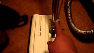 Kenmore Whispertone Powermate 12.0  Canister Vacuum Cleaner