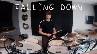 Lil Peep Xxxtentacion Falling Down - DRUM COVER.mp3