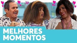 Briti DEBOCHADA, COMPADRE da Graça, ROMANCE com Canário e mais! | MELHORES MOMENTOS | Tô de Graça
