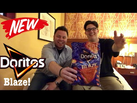 DORITOS BLAZE FLAVOR REVIEW FEATURING BEAVER from YouTube · Duration:  4 minutes 46 seconds