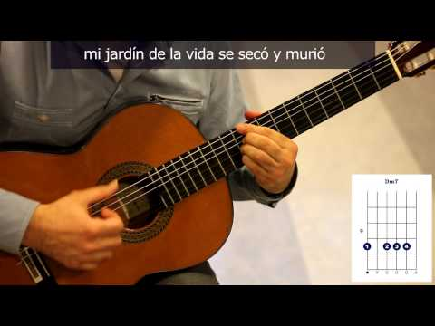 "Cómo tocar ""Flor de lis"" de Ketama (original Djavan) / How to play ""Flor de Lis"" on guitar"