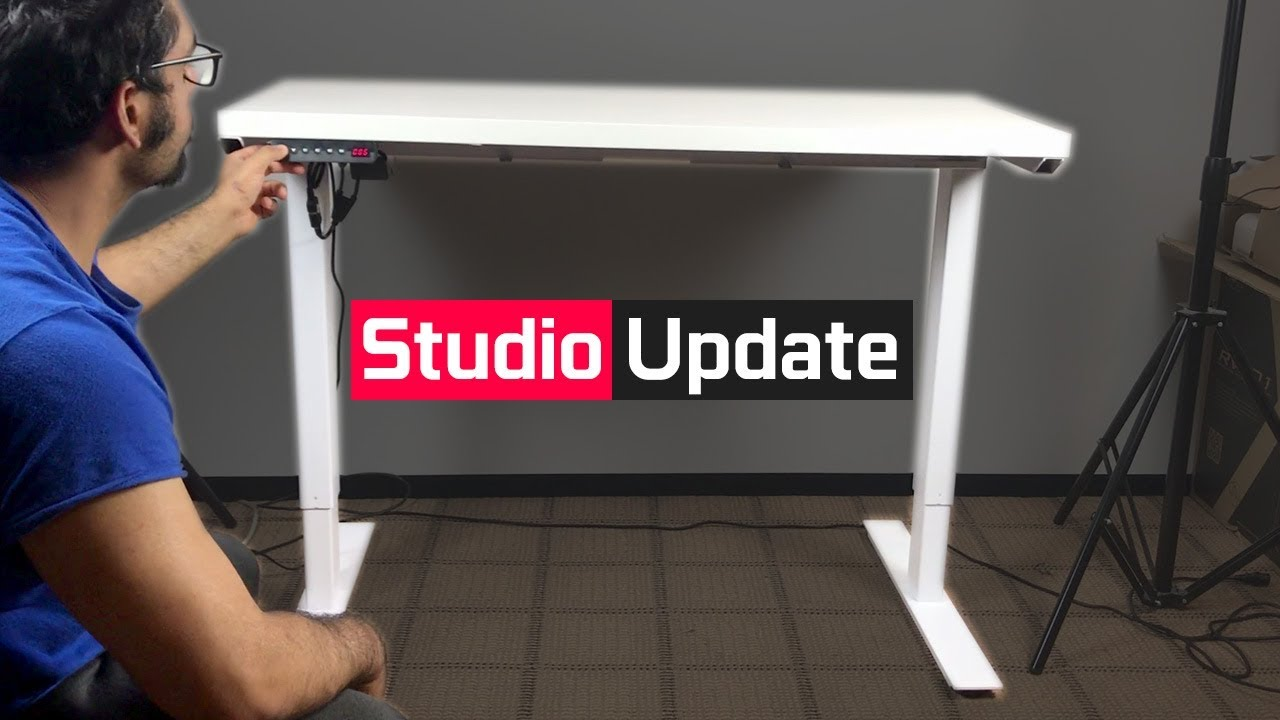 Download Upgrading the Studio - Motorized Product Review Desk