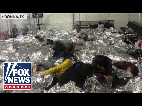 GOP senators release 'shocking' new images from border; 'The Five' react