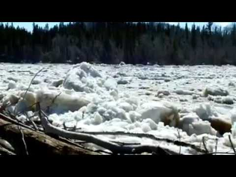 Hay river Canada