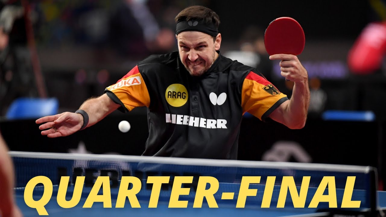 Download Timo Boll vs Anton Kallberg   MS-QF   2021 European Championships