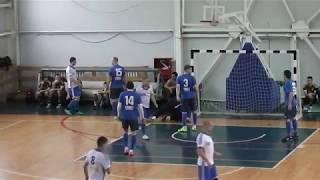 """Футбол """"Горная"""" 6:3 """"РостМет"""" - Полная версия"""