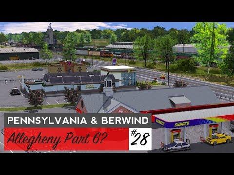 Trainz: Pennsylvania & Berwind Episode 28: Allegheny Part 6?