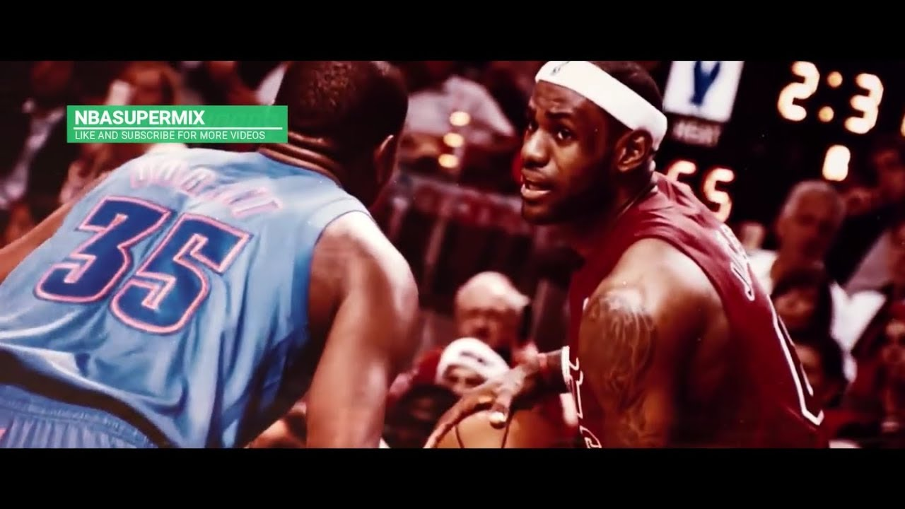 b132294beb57 Kevin Durant vs Lebron James - Perfect Rivals - 1080p HD - YouTube