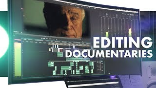 Editing Documentaries | Sir Opifex - Cuts and Tricks for Emotional Storytelling | Kriscoart