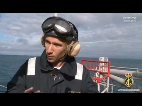 Comando Actualidad - Fragata 'Canarias'