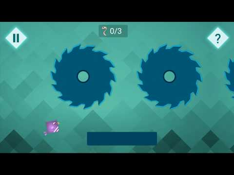 GEOMETRY SQUARE BIRDS ANDROID GAMEPLAY AND WALKTHROUGH!