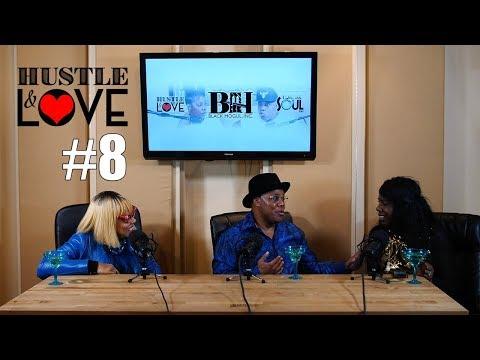 HUSTLE LOVE 8 : Soul b & Esha interview Jamie Foster Brown of Sister 2 Sister magazine