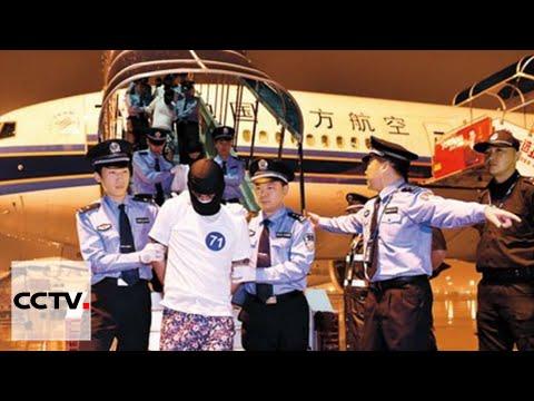 Telecom Fraud: Malaysia returns 97 fraud suspects to Chinese mainland