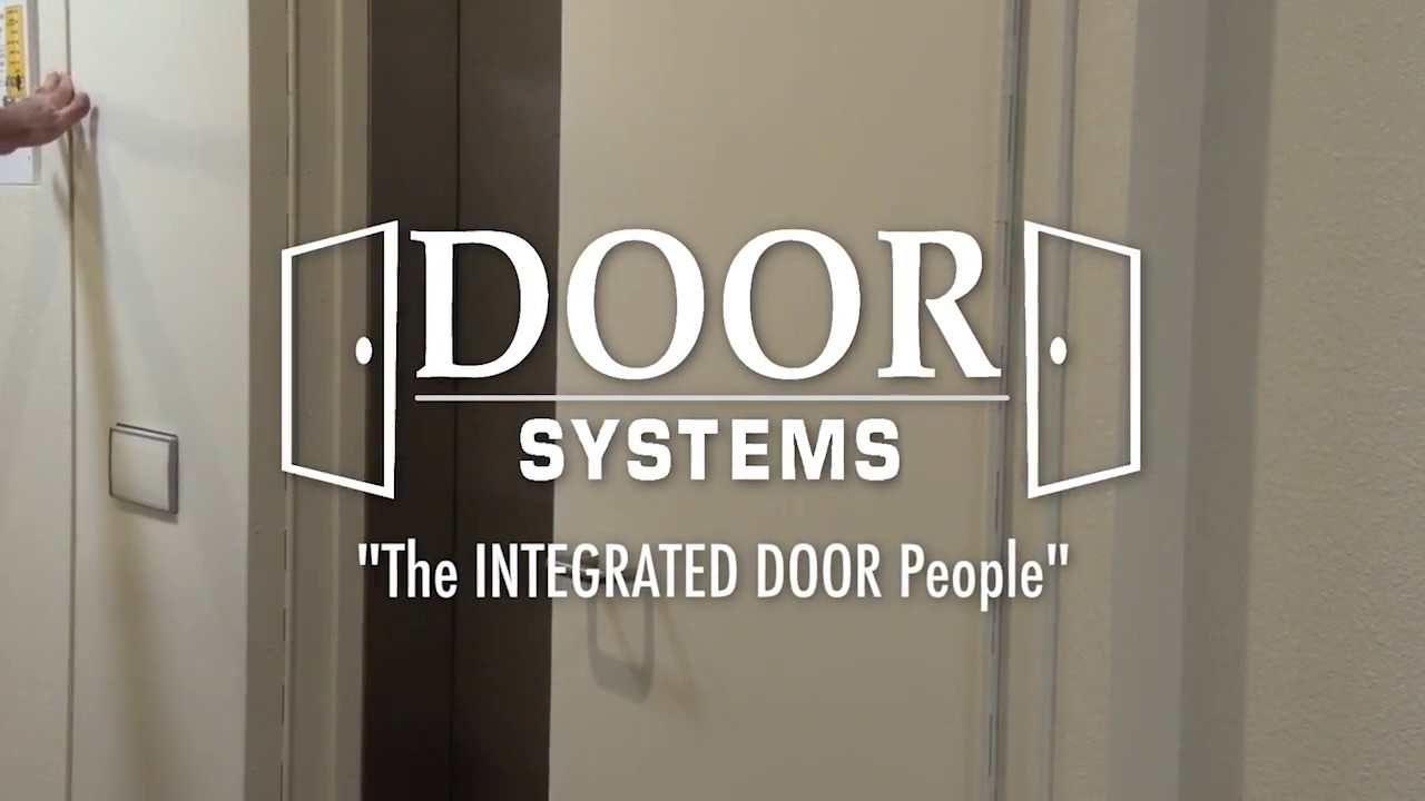 Elevator Shaft Doors by SYNTÉGRA™ Door Systems & Elevator Shaft Doors by SYNTÉGRA™ Door Systems - YouTube