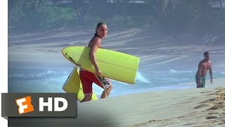 Blue Crush (3/9) Movie CLIP - Broken Board (2002) HD