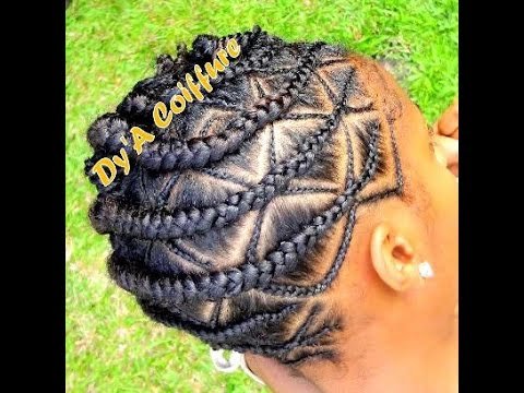 Extrem IDEAS ☆ Natural hairstyles - By Dy'A - YouTube MV22