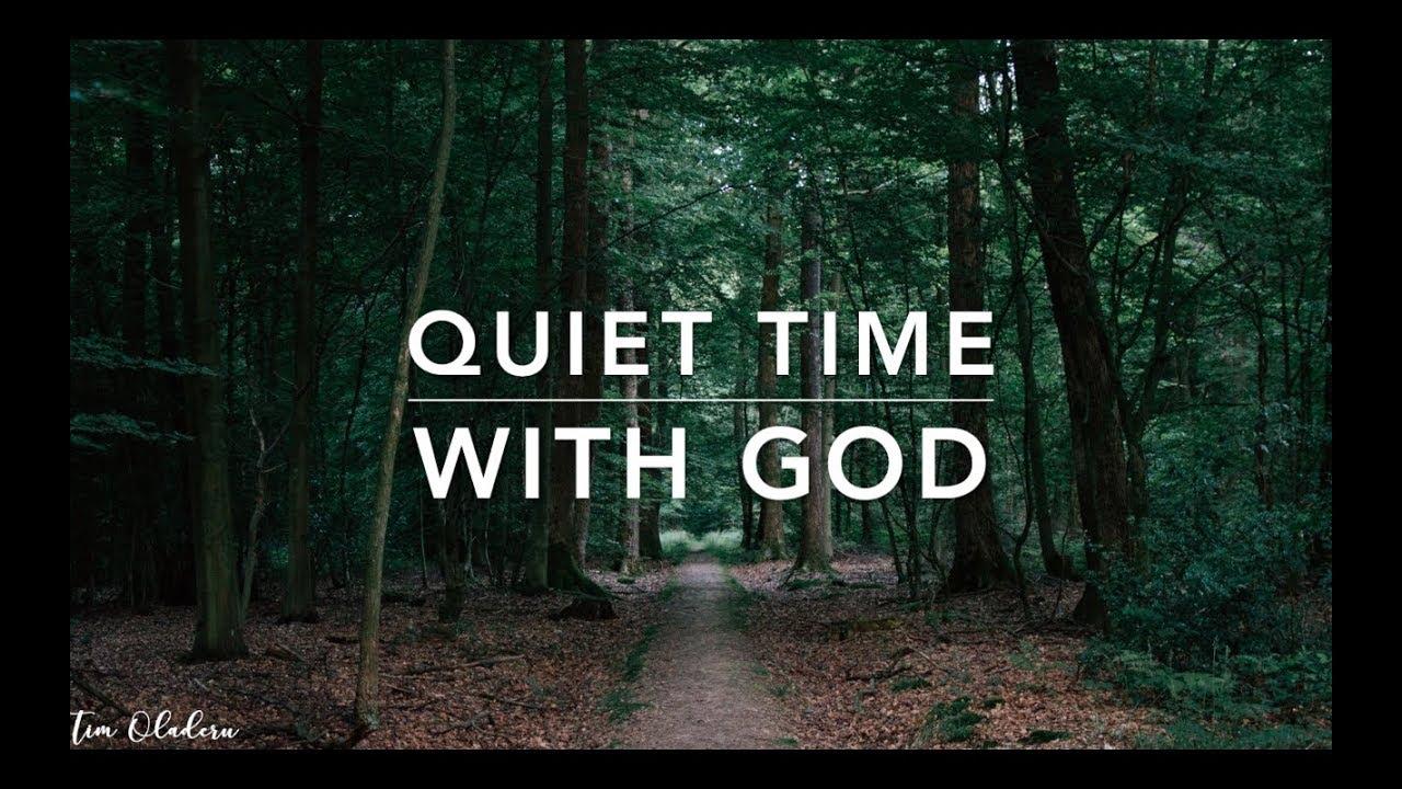 Quiet Time With God - Piano Music | Meditation Music | Deep Prayer ...