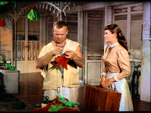 We're No Angels (1955) - Trailer