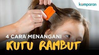 cara menghilangkan kutu  rambut dan telurnya# how to clean head lice.