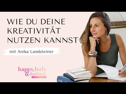 Wie du deine Kreativitat fur eine tiefere Selbsterkenntnis nutzen kannst - Interview mit Anika...