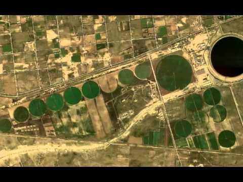 Great Man Made River Project Libya, Libyen  YouTube