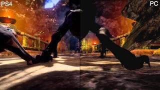Risen 3 - Titan Lords Enhanced Edition (PS4-Review, Technikvergleich) German, deutsch
