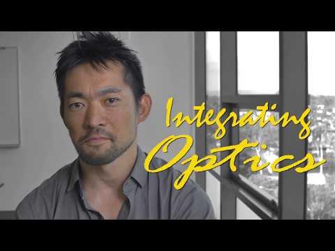 UCI DCE Optical Engineering Story: Haluki Sadahiro