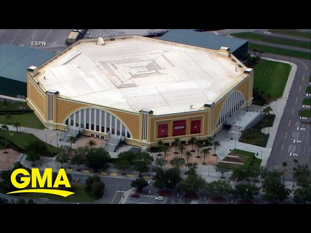 NBA in talks with Disney to use sports complex and resume 2019-2020 season l GMA