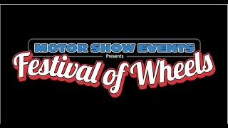 Festival of Wheels Motor Show - 3-4 August 2019 Trinity Park Suffolk