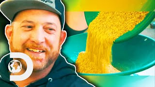 """Hope Your Hunch is Right"" Rick Ness' Huge Risk Pays Off with $144,000 in Gold! 
