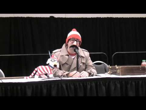 Convention Hopper Youmacon 2015  Brad Swaile Q&A