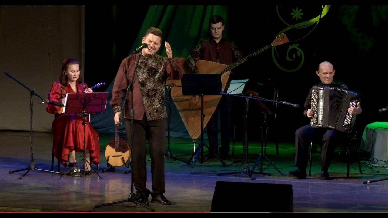 Народный ансамбль Ярмарка-Подножная матаня