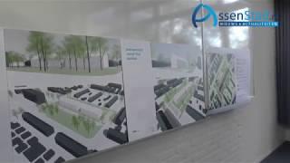Nieuwbouw BING woningen op Lottingstraat Assen