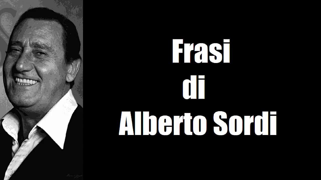 Frasi Di Alberto Sordi Youtube