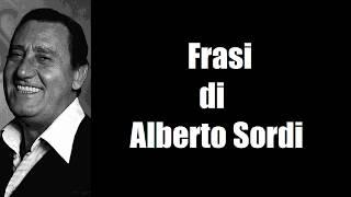 Frasi di Alberto Sordi