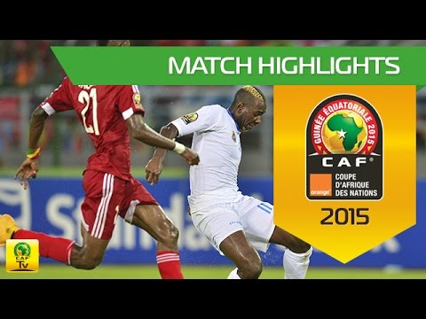 Congo - DR Congo | CAN Orange 2015 | 31.01.2015