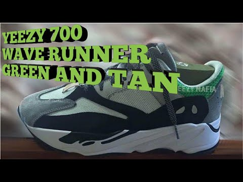 Adidas Yeezy Wave Runner 700 Boost 1080P + 3M Test + On Foot YouTube ac7b781fc5f