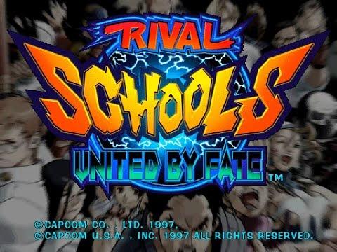 ZN-2 Rival Schools: United By Fate (JP Justice Gakuen: Legion Of Heroes) - Batsu & Kyosuke