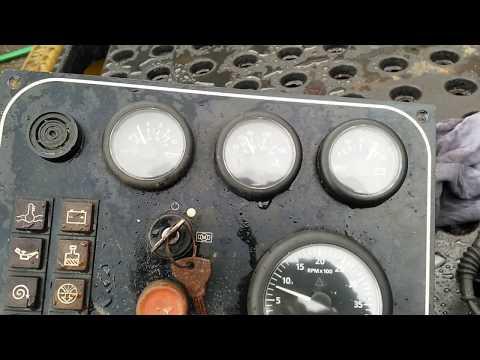 Iveco FPT N67-280 Marine Diesel Engine & Gearbox